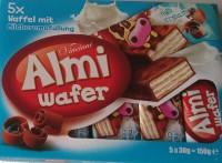 Almi Wafer Milchcremewaffeln