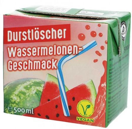 Durstlöscher Wassermelone - Geschmack