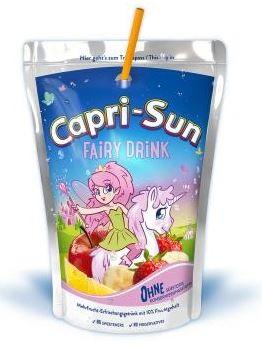 Capri-Sun Elfentrank, 1x200ml, Einzelpack