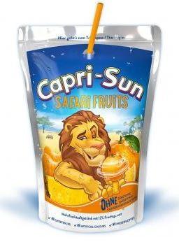 Capri-Sun Safari Fruits 1x200ml
