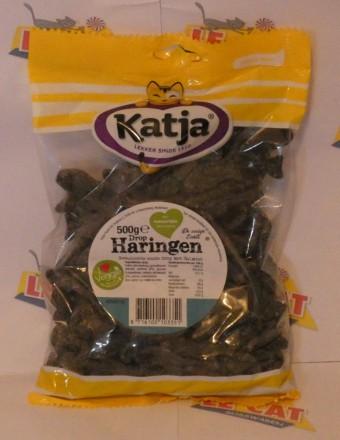Katja Dropharingen (NL) Katjes salz Heringe