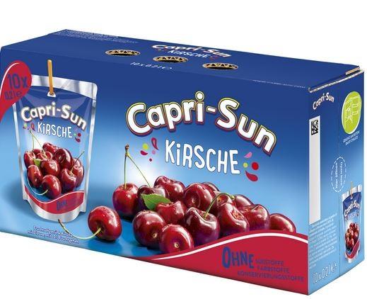 Capri-Sun  Kirsche 10x200ml