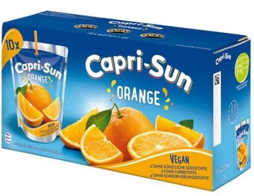Capri Sonne Orange 10 x200ml