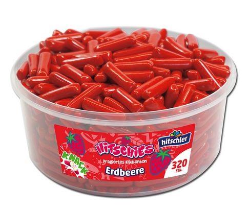 Hitschler Hitschies Erdbeere