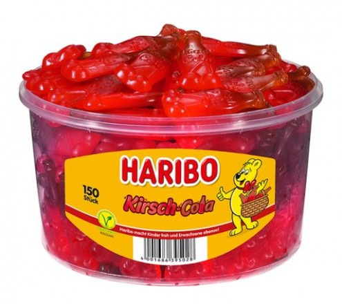 Haribo Kirsch-Cola