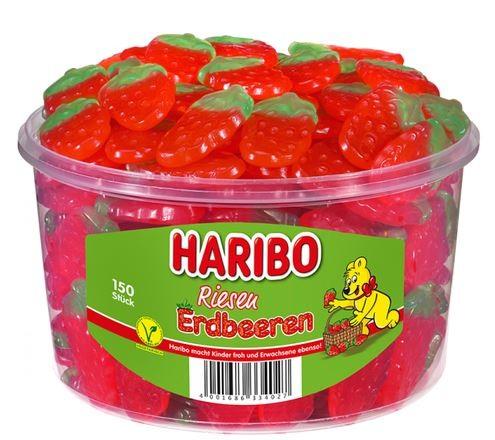 Haribo Riesen-Erdbeeren