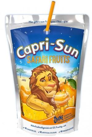 Capri Sonne Safari Fruits