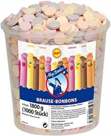 Frigeo Ahoj Brause Brause-Bonbons, Stückware