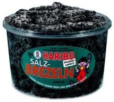 Haribo Salzbrezeln, Lakritz