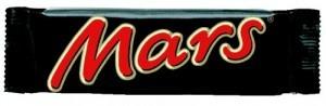 Mars Riegel Zutaten