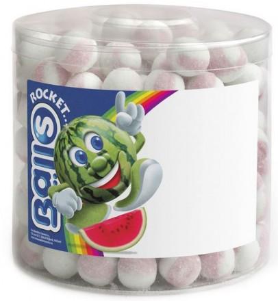 Rocket Balls Brausebälle Wassermelone sauer