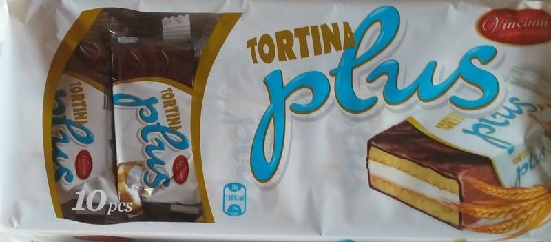 Tortina Plus Milchcreme Rührkuchen